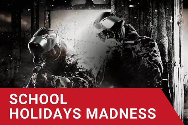 School Holidays Madness